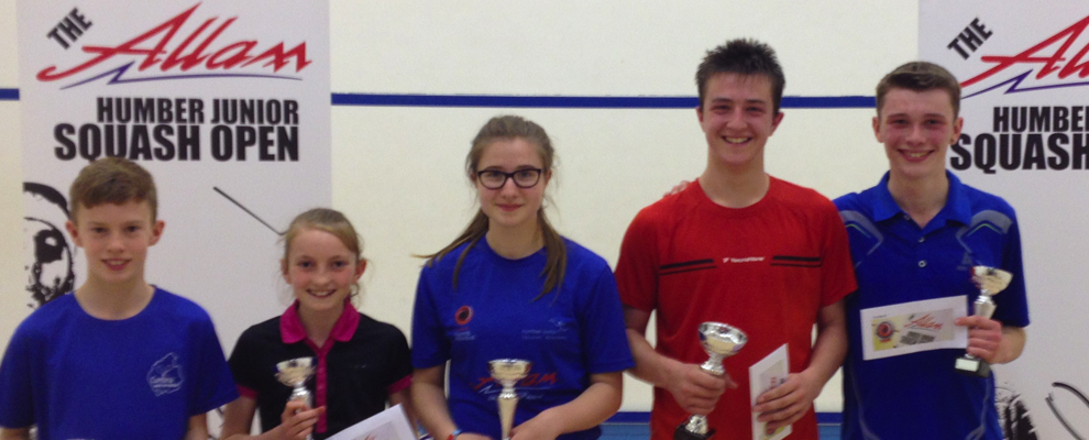 ALLAM HUMBER JUNIOR OPEN - SILVER EVENT  2014 - RESULTS, HIGHLIGHTS & PHOTOS