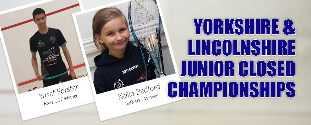 HJSA players take on the best in the County at the Yorkshire and Lincolnshire Closed...