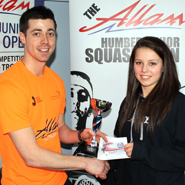 The Allam Humber Junior Open 2013 - Silver Event